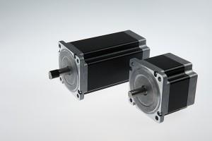 NEMA 34 lakang anggulo 3 degree high speed hybrid lakang motor (60mm 3.0Nm)