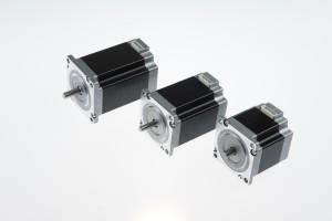 NEMA 23 step angel 0.9 degree connector type hybrid stepping motor  (76mm 1.8N.m)