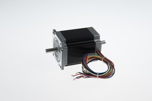 NEMA 23 tingga wire pagsulod Motor (76mm 2.0Nm)