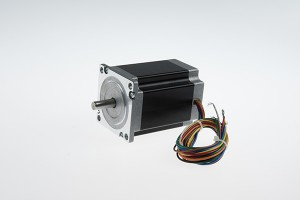 NEMA 23 tingga wire pagsulod Motor (80mm 1.5Nm)