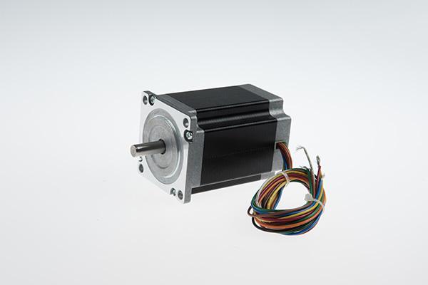 NEMA 23 Berun wire Motor joatea (80mm 1.5Nm) aipagarriak Image