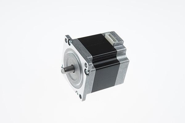 NEMA 23 Connector Mota Motor joatea (55mm 1.2 nm) aipagarriak Image