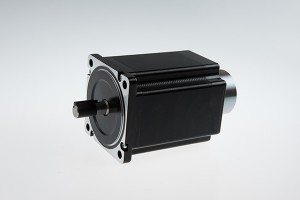 Ko 34 Sokale Motor Pẹlu Brake (120mm 8.2Nm)