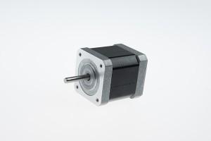 NEMA 17 urrats angelu 3 maila, abiadura handiko hibrido motor (61mm 0.72Nm) zapaltzeko