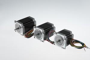 NEMA 23 Berun wire hurrats Motor (76mm 2.0Nm)