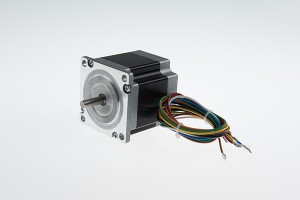 NEMA 23 wire Lead Ukuhlehlela Motor (55mm 1.2Nm)