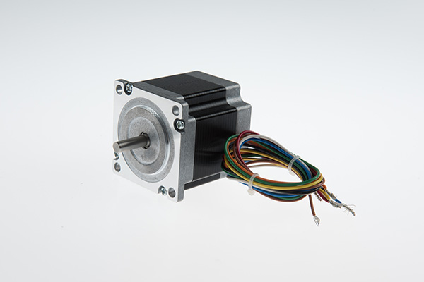 Motor (55mm 1.2Nm) Ұсынбалы Image Stepping NEMA 23 Қорғасын сым