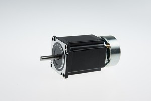 NEMA 23 Stepping Motor Með Brake (76mm 2.0Nm)