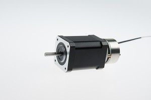 NEMA 17 Stepping Motor med brems (60mm 0.72Nm)