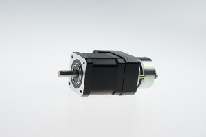 NEMA 17  Close Loop Stepping Motor With Brake(49mm 0.46N.m)