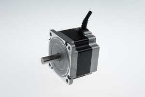 NEMA 34 Kabel Mlaku Motor (74mm 4.0Nm)