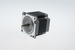 Renewable Design for Stepper Motor With Gearbox -