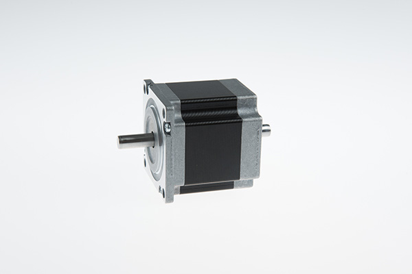 NEMA 23 dobbel aksel Stepping Motor (55mm 1.2Nm) Featured Image