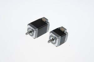NEMA 8 Connector Type Stepping Motor (40mm 0.022N.m)