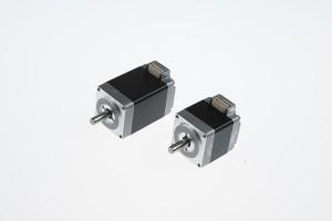 NEMA 8 Connector Mota hurrats Motor (40mm 0.022Nm)